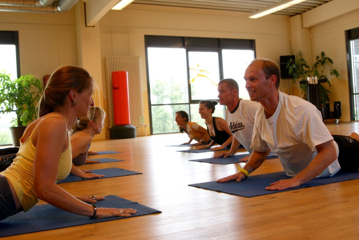 Rücken meets Yoga