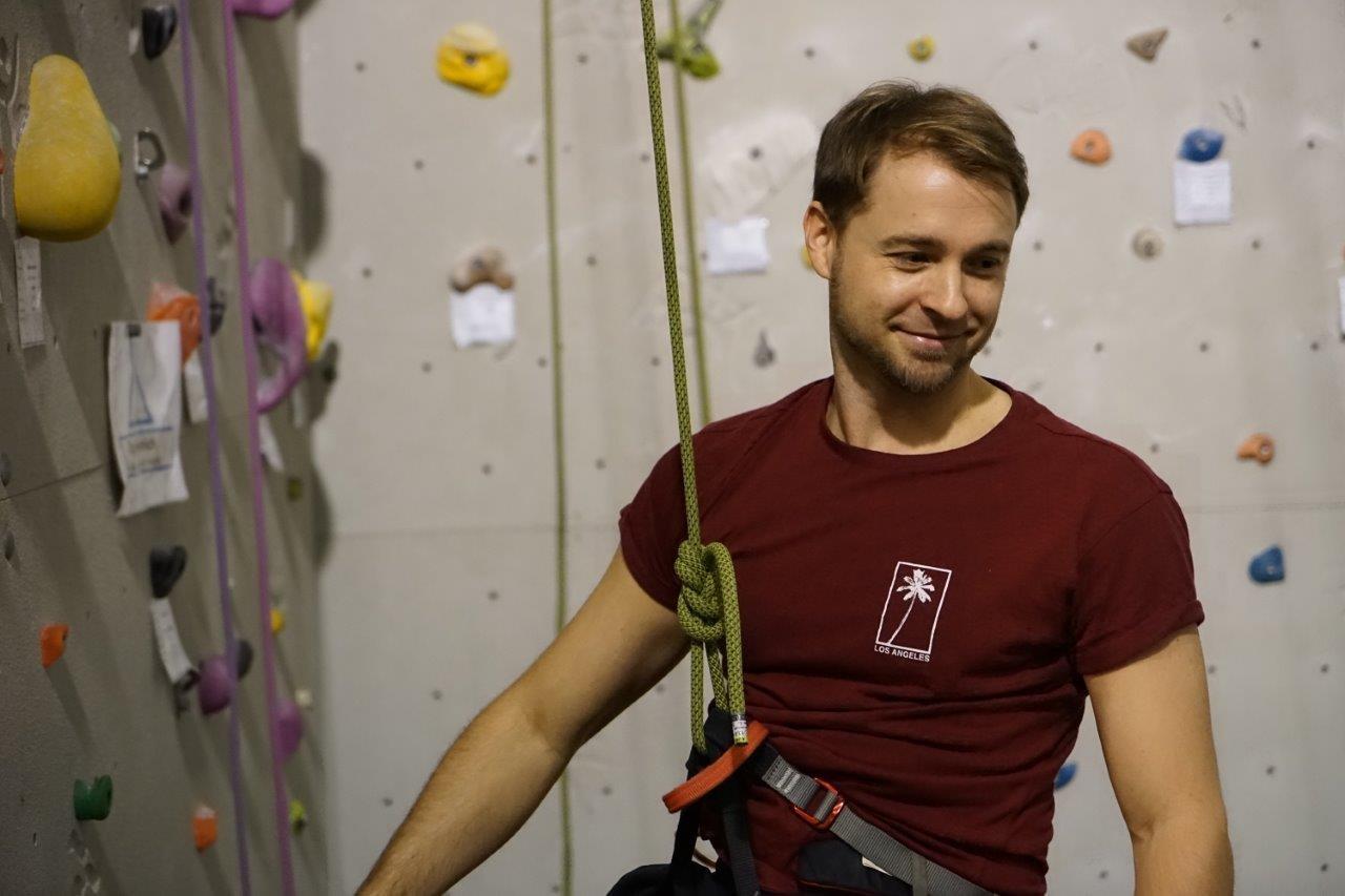 Kletterkurse im Bewegungsforum