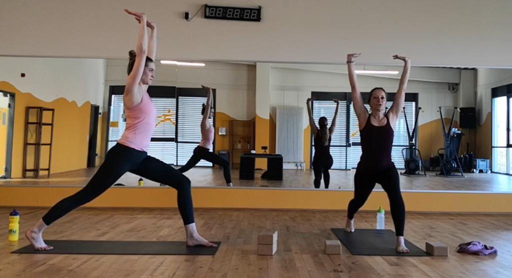 Yoga Online Kurs