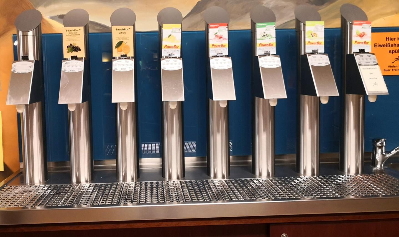 Getränkestation
